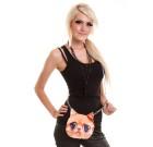 Sad kitty bag