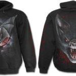 Vampire Bat Hoodie