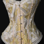 yellow-brocade-corselette