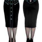 Locked Heart Skirt