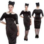 Moneypenny dress