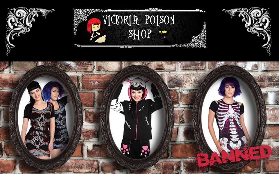BANNED @ Victoria Poison Shop