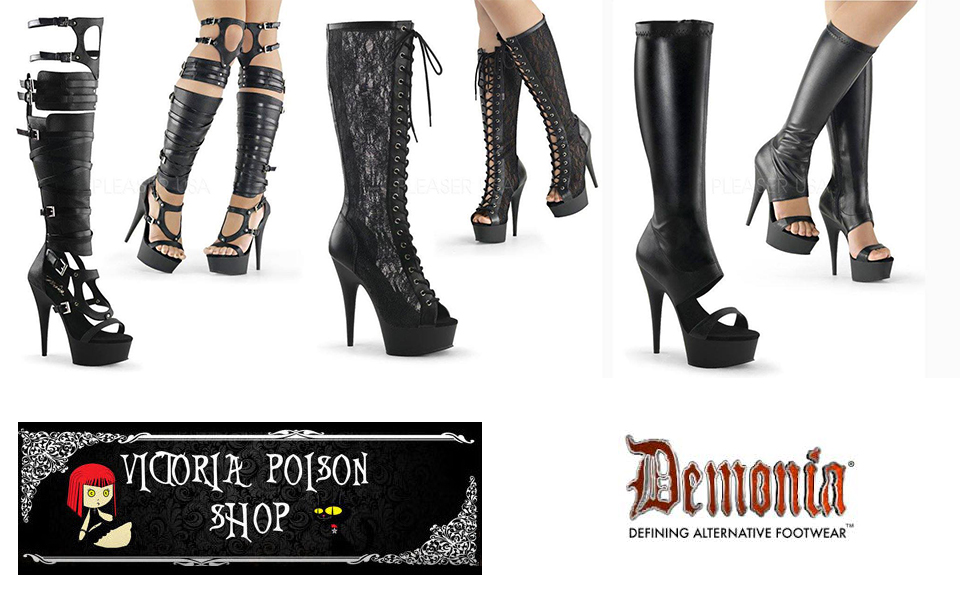 New Demonia order every month!