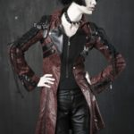 DMC Coat Women's Red 4