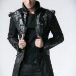 Goth Coat Men's 4