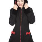 Panda Ears Coat