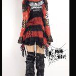 Spider web sweater 2