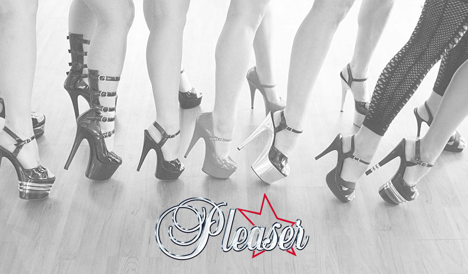 Pleaser Pole Dance Shoes