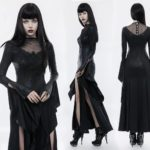 Moonspell long gothic dress