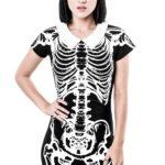 Morgue Mistress Bodycon Dress